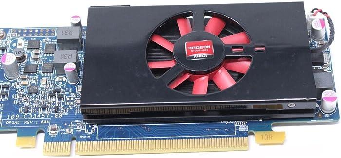 Dell AMD Radeon Hd 7570 1Gb Gddr5 Pcie X16 Dvi Displayport Video Card 4C5Dk Low Profile