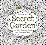 Secret Garden: An Inky Treasure Hunt and Coloring