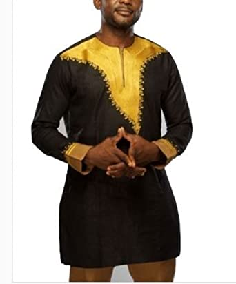 36d681c387 Africa Blooms African Clothing for Men.Dashiki for Men-African ...