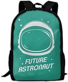 xinyanghongda Backpack Laptop Travel Hiking School Shoulder Bag Future Astronaut ypacks