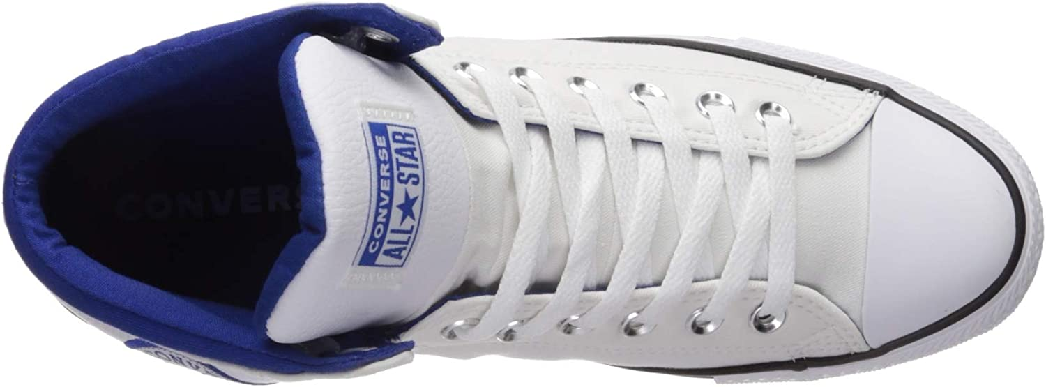 Converse Chuck Taylor All Star High Stre, Baskets Hautes Homme Blanc White 164885c