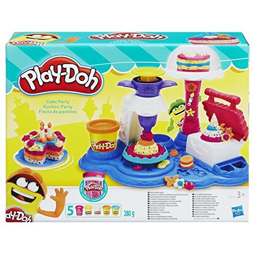 Play-Doh - B3399EU40 - Pâte à Modeler - Cake Party product image