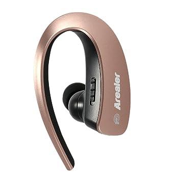 Arealer Q2 Auriculares Bluetooth 4.1 Deportivos Auriculares Estéreo Inalámbricos In-ear Manos libres con micrófono para iPhone 6S 6 iPad iPod LG Samsung S7 ...