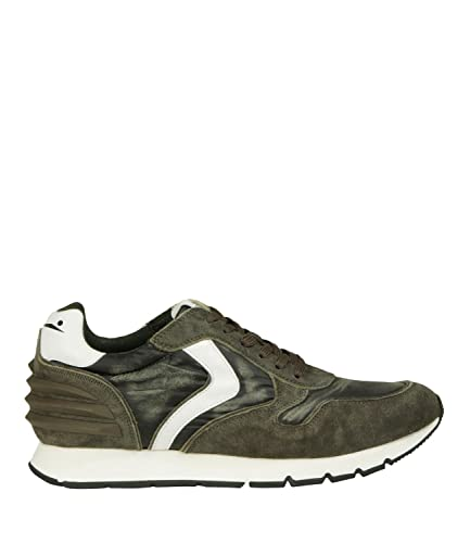 VOILE BLANCHE Sneakers Liam Power Uomo Mod. 2012246 43  Amazon.co.uk ... 0e2cfbe6c1d