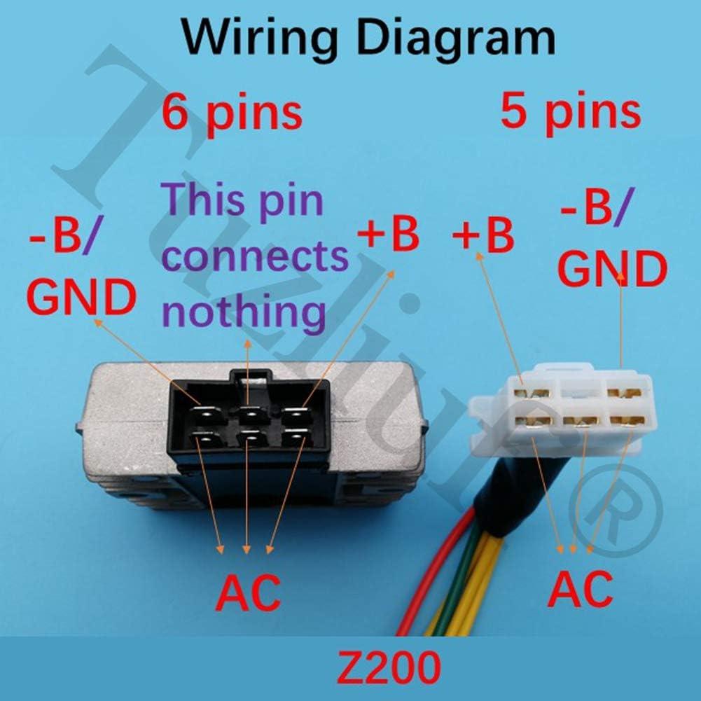 Parts & Accessories NEW Voltage Regulator Rectifier For Honda ...