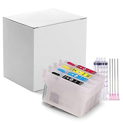 INKUTEN - CIS CISS sistema de suministro continuo de tinta ...