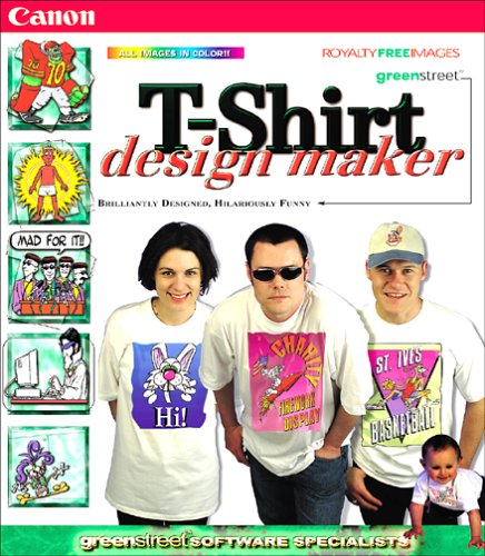 Canon CSP 8029 000 T shirt Maker product image