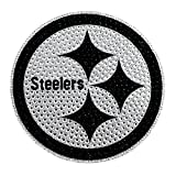 ProMark NFL Pittsburgh Steelers Bling Emblem, One Size, One Color
