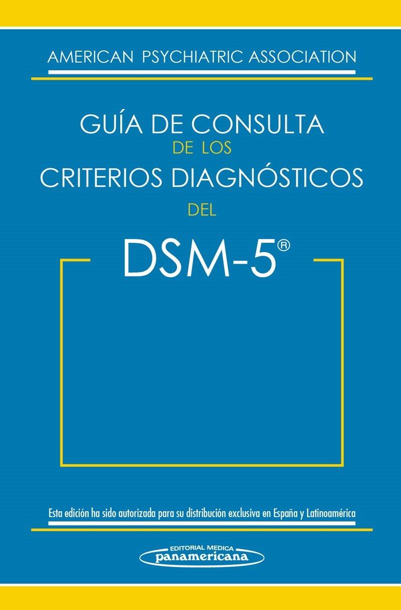 DSM-5 Guía de consulta de los criterios diagnósticos
