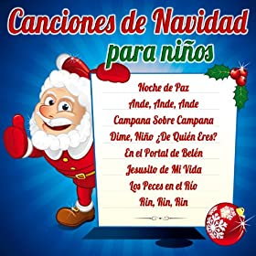 Amazon com: Canciones de Navidad para Niños: Coro Infantil