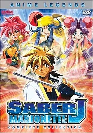 Saber Marionette Art Book Saber Marionette Tv Anime Price Guides & Publications