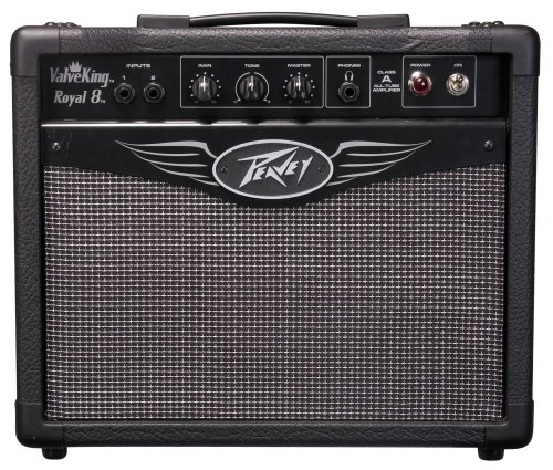 Peavey Valveking Guitar Amplifier - Peavey ValveKing Royal 8 Class A Tube Guitar Amplifier