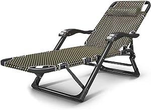 Chihen Lounge Chair Folding Sun Lounger Chair Garden Furniture Recliner Reclining Waterproof Chaise Loungers 210512