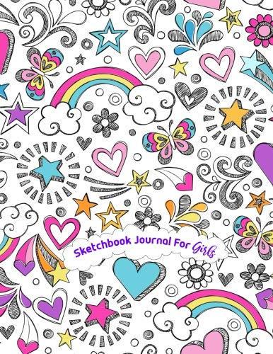 Pdf Photography Sketchbook Journal for Girls: 110 pages, White paper, Sketch, Doodle and Draw