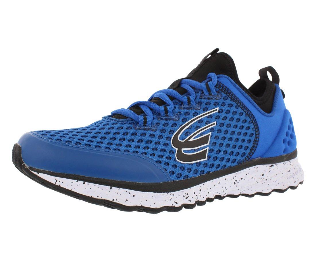 Spira Phoenix Men's Running Shoes with Springs B07B9MBFHL 11 D(M) US|Royal / Black / White