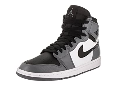 f113567ae3e Nike Jordan Men's Air Jordan 1 Retro High Cool Grey/Black White Basketball  Shoe 11 Men US: Amazon.ca: Shoes & Handbags