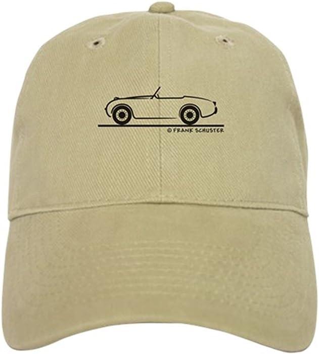 2a6f6e5cfde33 CafePress - 1959 Austin Healey Sprite Cap - Baseball Cap with Adjustable  Closure