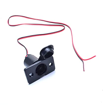 Change Plug To Hard Wire: Amazon.com: EKYLIN Auto Car Motorcycle Boat Cigarette Lighter rh:amazon.com,Design