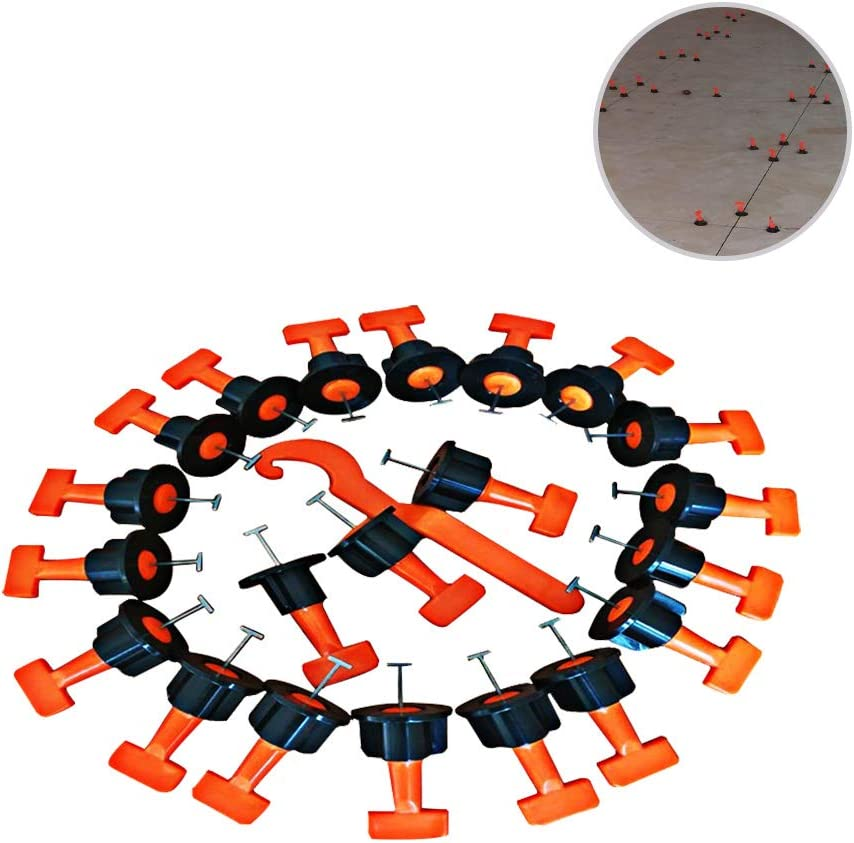 Vosarea 50 ST/ÜCKE Fliesen positionierung leveler equalizer fliesen korrektur leveler unterst/ützen haushaltsraum fliesen locator schieber und einsatz