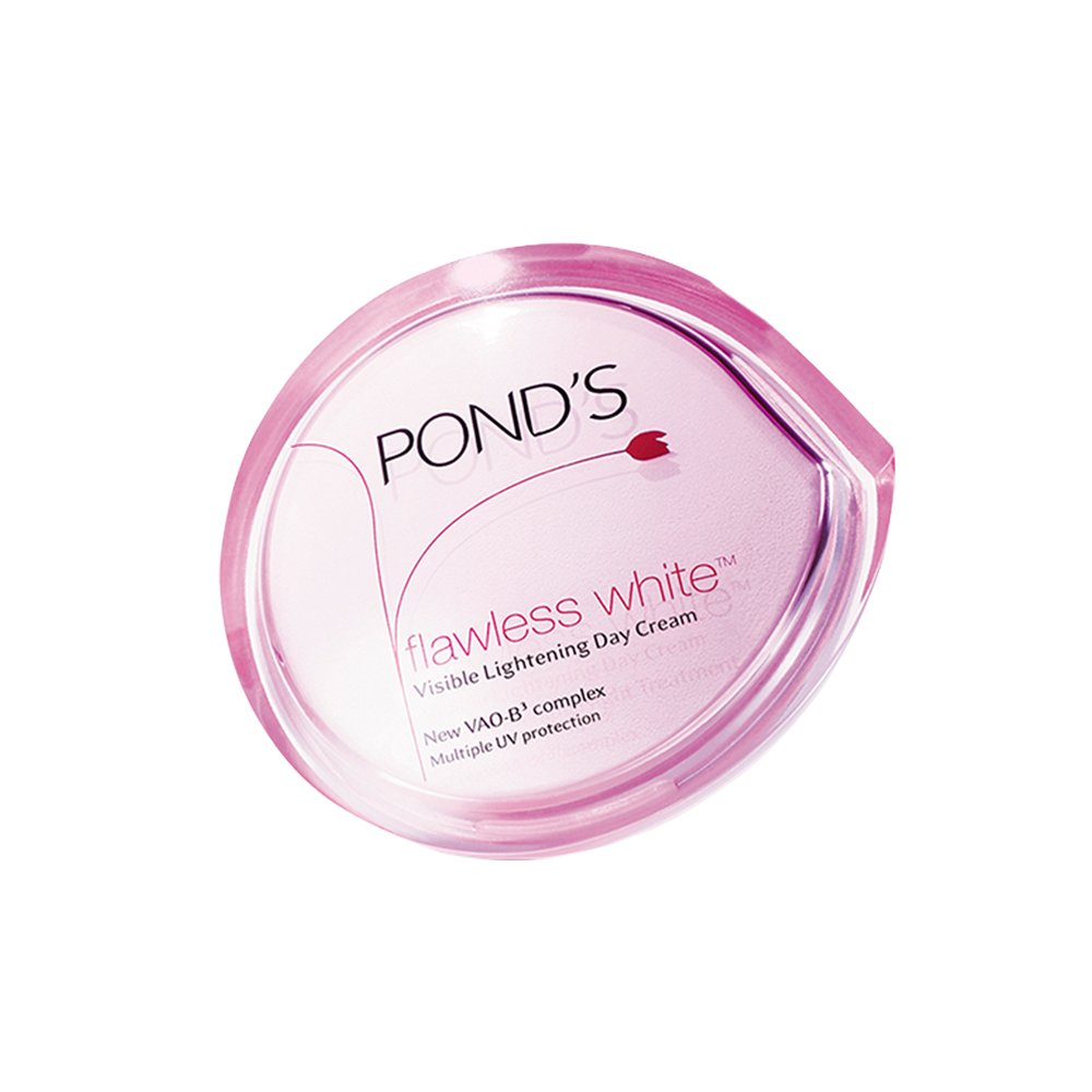 Pond's Flawless White Visible Lightening Daily Cream 50gms HUL PND-MA-FLW50