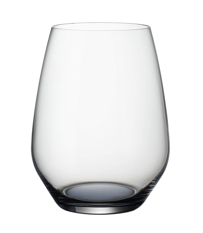 Villeroy & Boch Colourful Life Vaso sin 4P, Cristal Cristal, Cosy Grey 11-3663-8153
