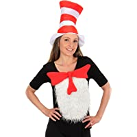 elope Dr. Seuss Cat in The Hat Insta-Tux Costume Kit