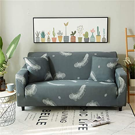 Amazon.com: Elastic Sofa Cover for Living Room Sofa Cover ...