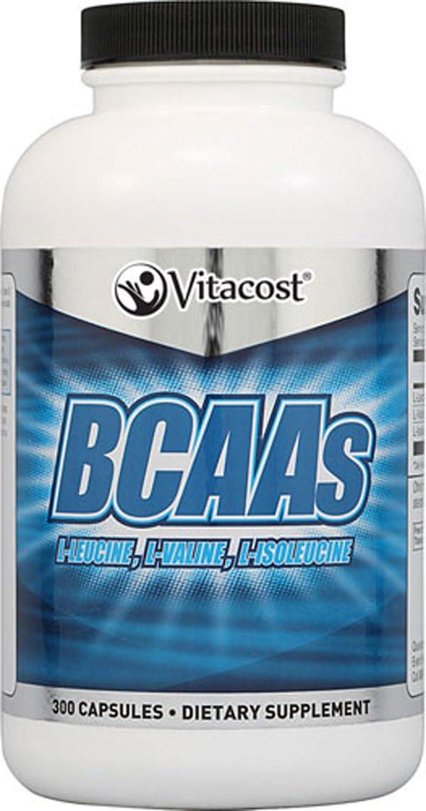 Vitacost BCAAs L-Leucine
