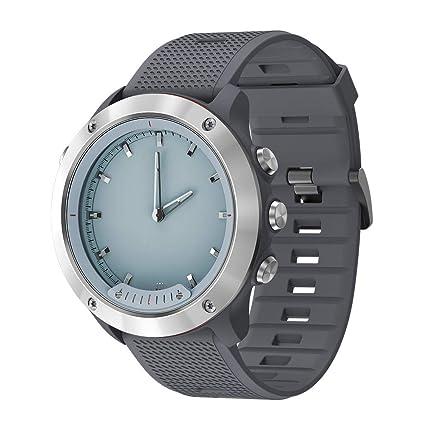WCPZJS M5 - Reloj Inteligente para Hombre (Pantalla Transparente ...