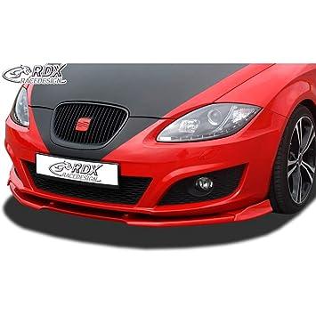 RDX Front Spoiler VARIO-X Ibiza 6L FR//Facelift 2006 not Cupra Front Lip Splitter
