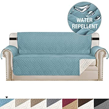 Remarkable Reversible Cover For Extra Wide Couch Oversize Furniture Protector For Sofas Seat Width Up To 78 2 Inch Straps Protect From Pets Oversized Sofa Gamerscity Chair Design For Home Gamerscityorg