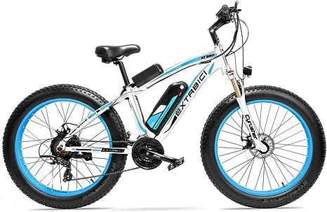 Extrbici La Bicicleta eléctrica i para neumáticos grasos es ...