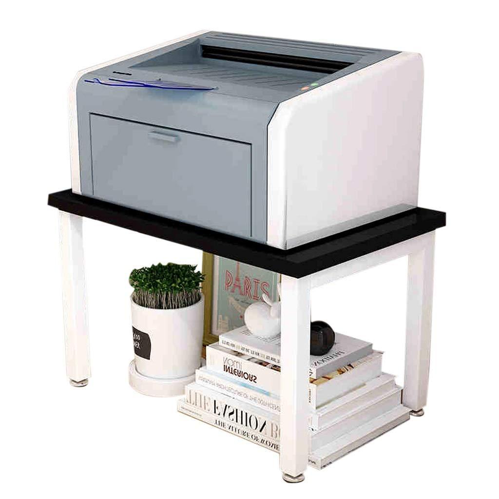AZWE Impresora Soportes de escritorio Estante de impresora Estante ...
