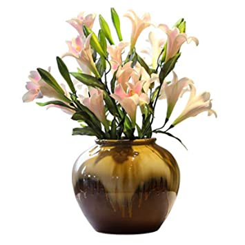 Amazon Com Home Decor Vases Decoration Vase The Best Gift