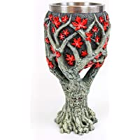 Officially Licenced Game of Thrones Weirwood Tree Goblet