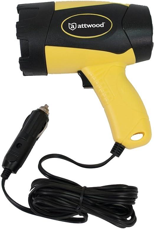 Attwood Handheld Spotlight 12V for sale online 400 Lumens