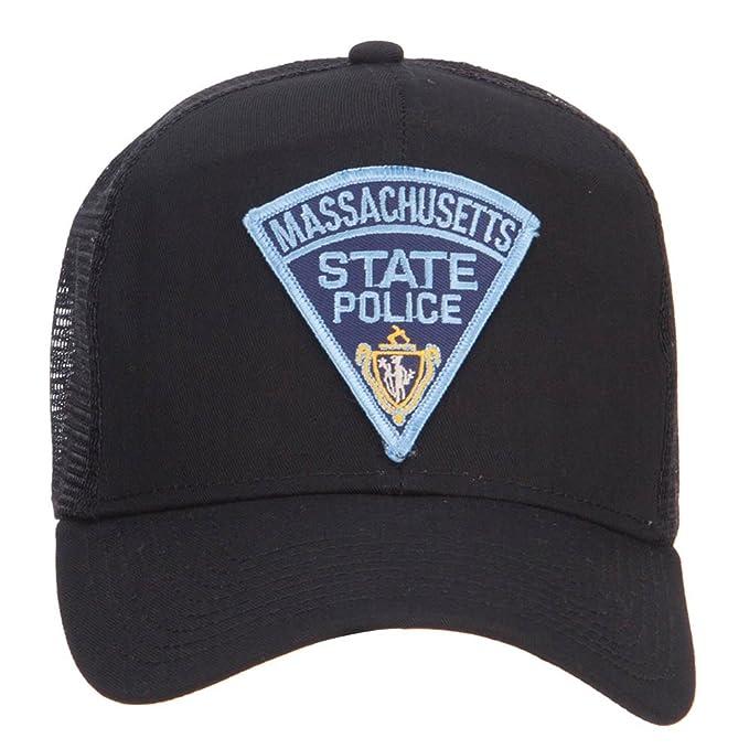 MASSACHUSETTS STATE  POLICE BALL CAP