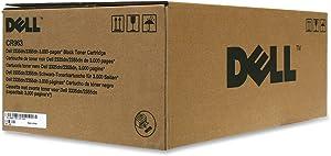 DELL CR963 3000-PAGE BLACK TONER CARTRIDGE FOR DELL 2335DN/ 2355DN LASER PRINTERS. DELL PAR