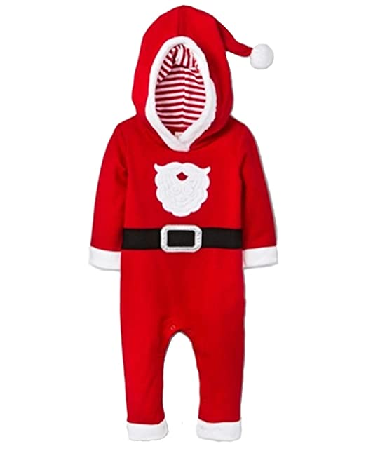 Amazon.com: Cat & Jack - Traje de Papá Noel para niño: Clothing