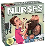 Nurses 2019 Day-to-Day Calendar: Jokes, Quotes, and Anecdotes