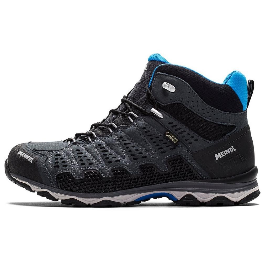 Meindl Schuhe X-so 70 Anthrazit/Blau Mid GTX Surround Men - Anthrazit/Blau 70 43.3333333333333 c64b96