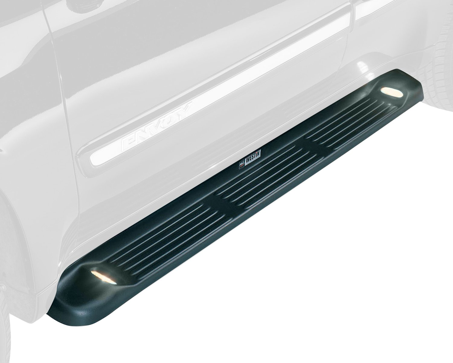 Westin 27-0005 Molded Step Board with Light