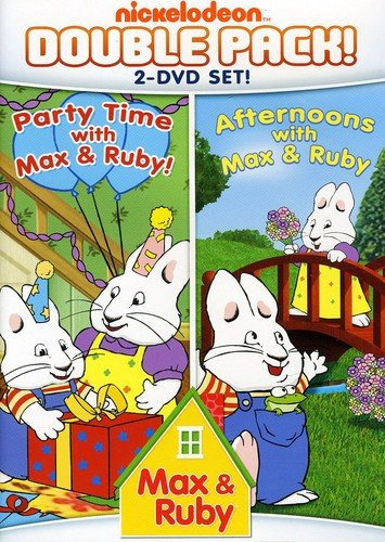 Max & Ruby Double Pack (Afternoons With/Party Time)