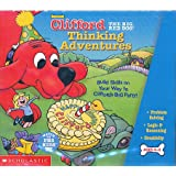 Clifford The Big Red Dog Thinking Adventures CD-ROM Parent's Guide Ages 4-6