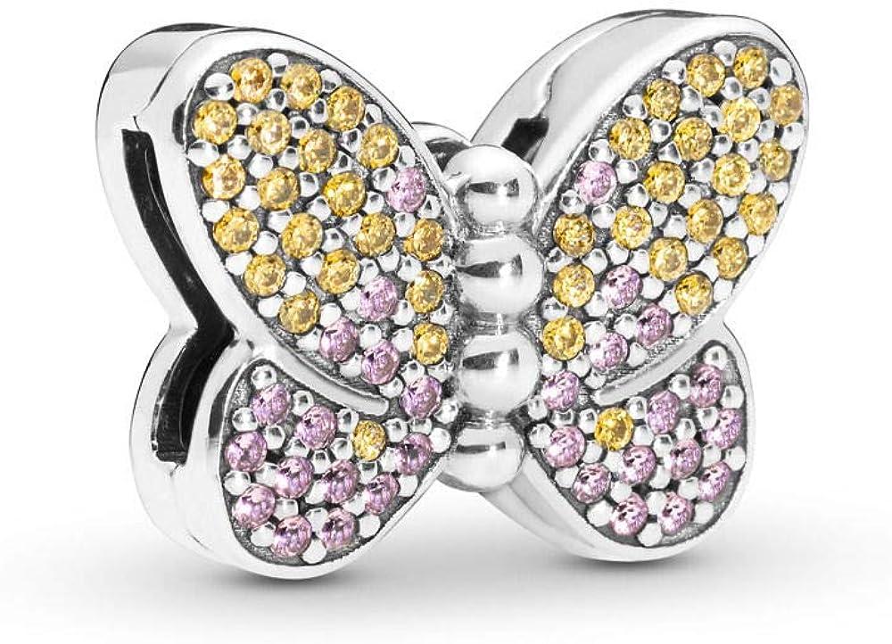 Pandora 797864CZM - Abalorios de plata de ley 925