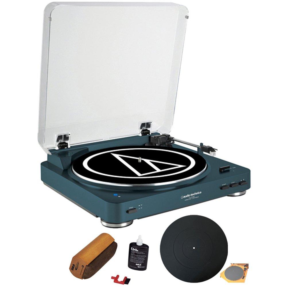 Audio-Technica inalámbrico estilo Tocadiscos estéreo con ...