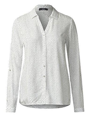 Mujer White 20125 Blanco pure Off Blusa Cecil Para 0UnwxYZtE