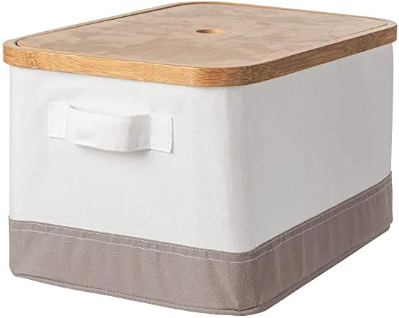 IKEA ASIA RABBLA - Caja con Tapa (25 x 35 x 20 cm): Amazon.es: Hogar