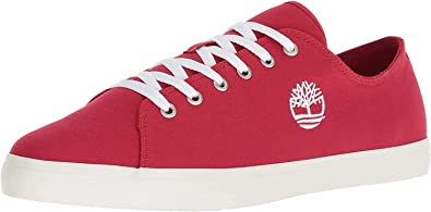 Timberland Union Wharf Lace Oxford Red