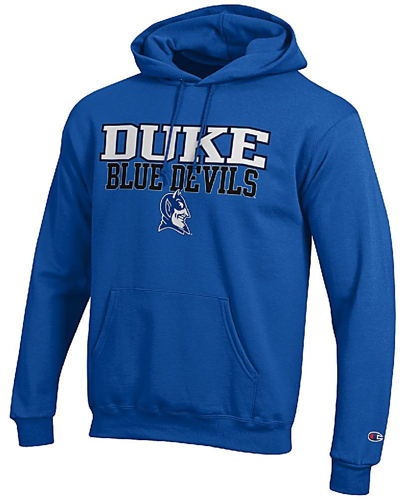 2a27c6310a47 Amazon.com   Duke Blue Devils Mens Royal Arena Screen Printed Hoodie  Sweatshirt by Champion (X-Large)   Sports   Outdoors